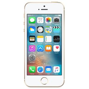 iPhone SE 128GB - Kulta - Lukitsematon