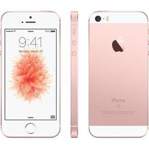 iPhone SE 32 Go   - Or Rose - Débloqué