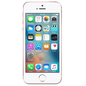 iPhone SE 128GB - Ruusukulta - Lukitsematon