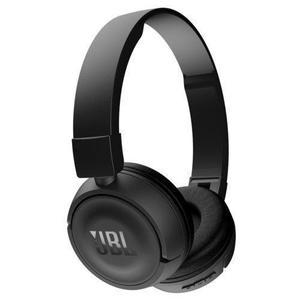 Kopfhörer Bluetooth mit Mikrophon Jbl T450BT - Schwarz