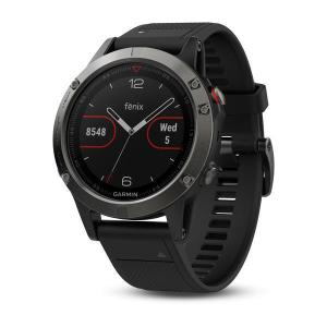 Montre Cardio GPS Garmin Fenix 5 - Noir