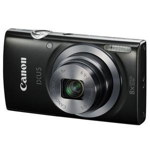 Kompaktkamera - Canon IXUS 160 - Schwarz