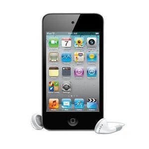 iPod Touch 4 - 32 Go - Noir