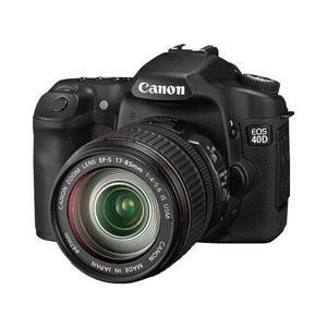 Canon EOS 40D Reflex 10 - Black