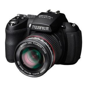 Bridge camera Fujifilm FinePix HS20 EXR + lens Super EBC Fujinon 24-720 mm f/2.8-5.6 - Zwart