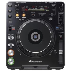 Pioneer CDJ-1000MK3 Platino CD