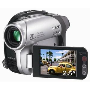 Camcorder Sony Handycam DCR-DVD92E