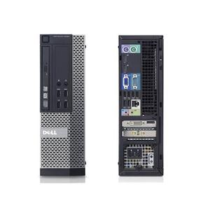 Dell OptiPlex 9020 SFF Core i7 3.6 GHz - SSD 120 GB RAM 16GB