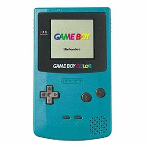 Color de Nintendo Game Boy - Azul
