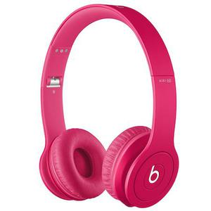 Casque avec Micro Beats By Dr. Dre Solo HD - Rose