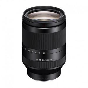 Objektiv Sony E 24-240mm f/3.5-6.3
