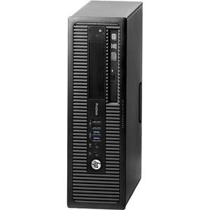 HP Elitedesk 800 G1 Core i5 3,2 GHz - SSD 128 Go RAM 8 Go