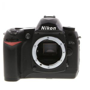 Riflesso Nikon D70 - Nero