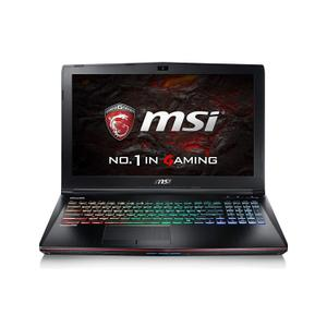"MSI GE62VR 6RF Apache Pro 15"" Core i5 2,3 GHz - HDD 1 To - 8 Go - NVIDIA GeForce GTX 1060 AZERTY - Français"