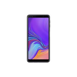 Galaxy A7 (2018) 64GB Dual Sim - Musta - Lukitsematon