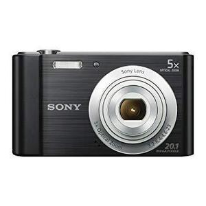 Kompaktkamera - Sony Cyber-Shot DSC-W800 - Schwarz