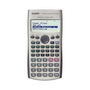 Calculatrice Casio FC-100V