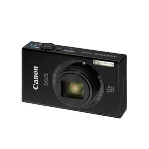 Kompaktkamera Canon IXUS 510 HS - Schwarz + Objektiv Canon Zoom Lens 28-336 mm f/3.4-5.6
