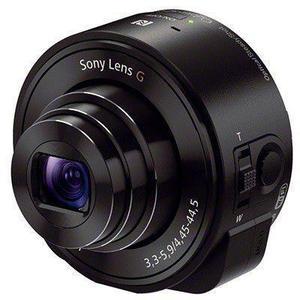 Compact - Sony Cyber-shot DSC-QX10 - Noir