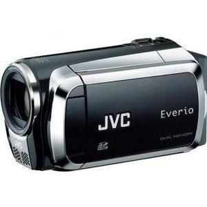 JVC Everio GZ-MS125 - Musta