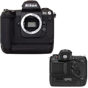 Cámara Reflex - Nikon D1X - Negro - Sin Objetivo