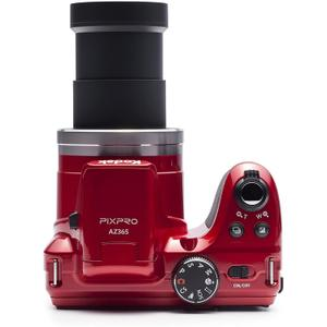 Brücke  Kodak Pixpro AZ365 - Rot