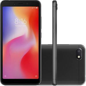 Xiaomi Redmi 6A 16 Gb - Schwarz (Midgnight Black) - Ohne Vertrag