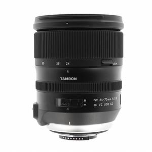 Objectif Tamron 24-70mm 1:2.8 SP AF Di VC USD G2