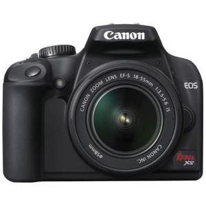 Reflex Canon EOS Rebel XS Noir + Objectif EF-S 18-55mm f/3.5-5.6 IS II