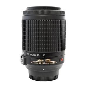 Objectif Nikon DX AF-S NIKKOR 55-200MM 1:4-5.6G ED VR