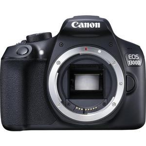 Cámara Reflex - Canon EOS 1300D - Negro - Sin Objetivo