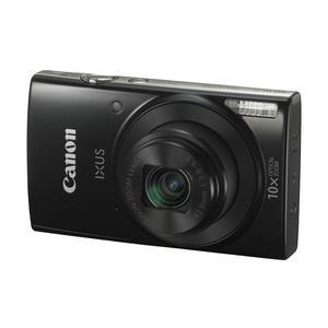 Fotocamera compatta Canon IXUS 190 - Nero + Obiettivo Canon Zoom 24-240 mm f/3.0-6.9