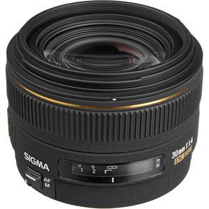 Objectif Sigma Lens 30mm f/1.4
