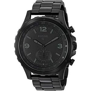 Relojes Fossil FTW1115 Q Nate - Negro