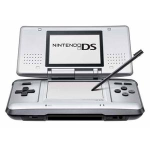 Nintendo DS - HDD 0 MB - Gris