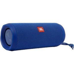 JBL Flip 4 Speaker Bluetooth - Blauw