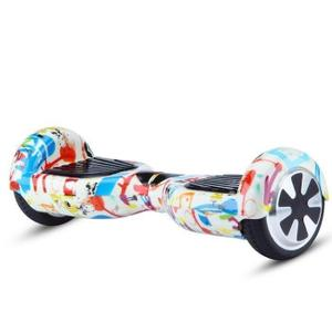 "Hoverboard Air Rise Pro 6.5""- Graffiti bianco"