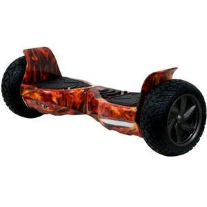 """Hoverboard Bluetooth Air Rise Pro 8.5"""" Hummer - Negro / Marrón"""