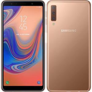Galaxy A7 64GB - Kulta - Lukitsematon