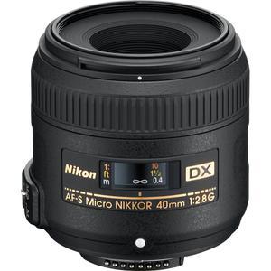 Objectif Nikon AF-S DX Micro Nikkor 40mm f/2.8G