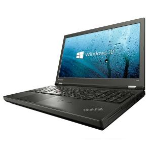"Lenovo ThinkPad W540 15"" Core i7 2,7 GHz - SSD 512 GB - 32GB Tastiera Francese"
