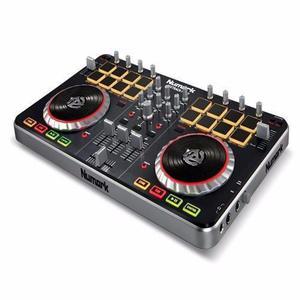 Controlador de DJ Numark Mixtrack Pro II