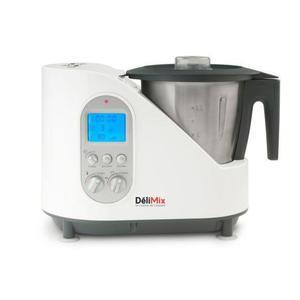 Procesador de alimentos multifunción Simeo Delimix QC350 - Blanco