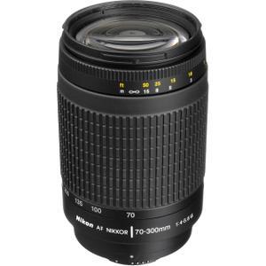 Obiettivo Nikon AF Zoom-Nikkor 70-300mm f / 4-5.6G
