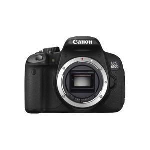 Reflex Canon EOS 650D  - Black