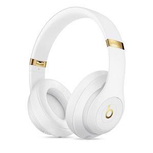 Hoofdtelefoon Bluetooth Microfoon Geluidsdemper Beats by Dr. Dre Studio 3 Wireless - Wit