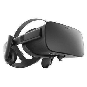 Oculus Rift + Touch Virtual Reality System - VR lasit - Musta