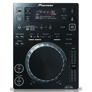 Platine CD Pioneer CDJ 350 - Noir