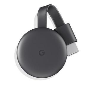 Passerelle Multimédia Google Chromecast 3