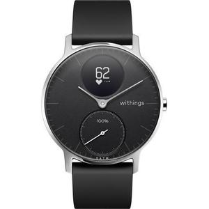 Montre Cardio Withings Steel HR - Acier